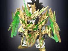 Gundam SD Sangoku Soketsuden #32 Liu Bei Unicorn Gundam (Long Xian) Model Kit