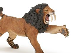 Smilodon (Roaring) Figure