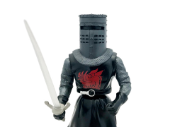 Monty Python Black Knight Talking Premium Motion Statue
