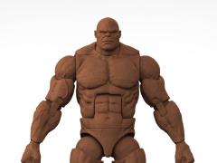 Titan Body (African American Skin Tone) 1/12 Scale Action Figure Blank
