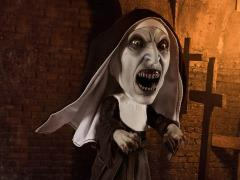 The Conjuring Universe Mezco Designer Series The Nun