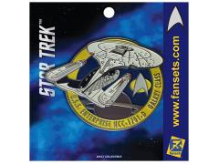 Star Trek: The Next Generation MicroFleet USS Enterprise (NCC-1701-D) Pin