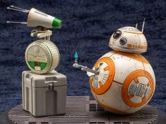 Star Wars ArtFX D-O & BB-8 Statue (The Rise of Skywalker)