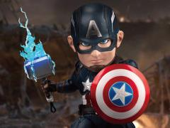 Avengers: Endgame Egg Attack Action EAA-104 Captain America PX Previews Exclusive