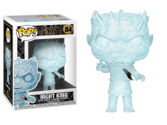 Pop! TV: Game of Thrones - Night King (Crystal)