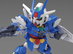 Gundam SDCS #15 Earthree Gundam Model Kit