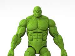 Titan Body (Green) 1/12 Scale Action Figure Blank