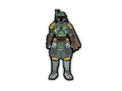 Star Wars Mei Sho Boba Fett Pin