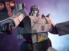 Transformers G1 Museum Scale Megatron Statue