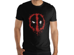Marvel Deadpool Logo T-Shirt