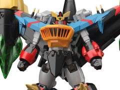 The King of Braves GaoGaiGar Super Mini-Pla GaoGaiGo Exclusive Model Kit