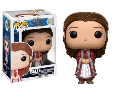 Pop! Disney: Beauty & the Beast - Belle (Castle Grounds) Exclusive