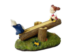 My Neighbor Totoro Mei & Totoro on Seesaw Figure