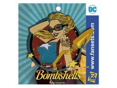 DC Comics Bombshells Stargirl Pin