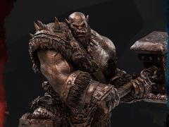 Warcraft Orgrim (Bronze) 1/9 Scale Statue