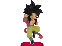 Dragon Ball Z: Dokkan Battle World Collectable Figure 5th Anniversary SS4 Goku