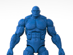 Titan Body (Blue) 1/12 Scale Action Figure Blank