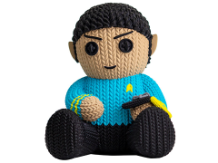 Star Trek Handmade By Robots Spock Figure