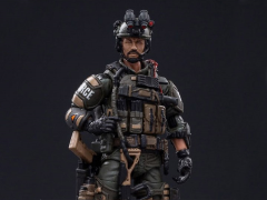 Hardcore Coldplay CIA Special Operator 1/18 Scale Figure