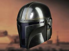 The Mandalorian 1:1 Scale Wearable Helmet