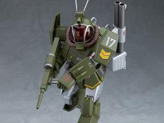 Fang of the Sun Dougram Combat Armors MAX18 Soltic H8 Roundfacer (Reinforced Pack Mounted Type) 1/72 Scale Model Kit
