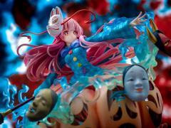 Touhou Project Hata no Kokoro (The Expressive Poker Face Ver.) 1/8 Scale Figure