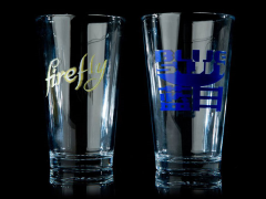 Firefly Pint Glass (Set 1) Set of Two