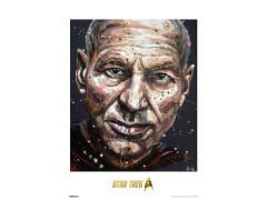 Star Trek 50th Anniversary Make It So Art Print