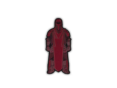 Star Wars Mei Sho Akazonae Royal Guard Pin