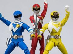 Taiyo Sentai Sun Vulcan Shodo Super Box of 3 Exclusive Figures