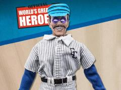"DC World's Greatest Heroes The Riddler (Baseball Outfit) 8"" Retro Figure"