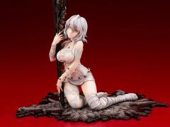 Code Vein ArtFX J Io (Cuddling The Sword) Statue