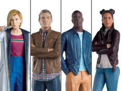 Doctor Who Figurine Collection Companion Set #7 Thirteenth Doctor Companion Set