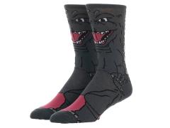 Godzilla Crew Socks
