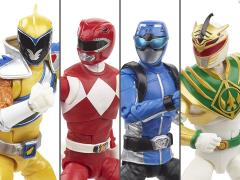 Power Rangers Lightning Collection Wave 3 Set of 4 Figures