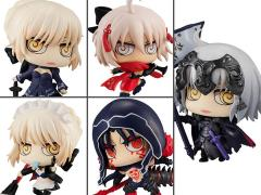 Fate/Grand Order Petit Chara! Chimi Mega Vol.3 Box of 6 Figures