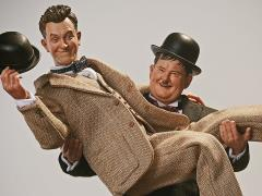 Stan Laurel and Oliver Hardy (Classic Suits) 1/6 Scale Limited Edition Figure Two-Pack