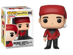 Pop! TV: The Office - Michael Scott (Classy Santa)