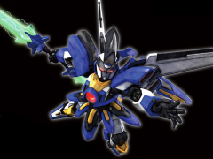 Little Battlers Experience Hyper Function #03 LBX Odin Model Kit