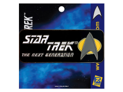 Star Trek: The Next Generation Logo Pin