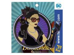 DC Comics Bombshells Catwoman Pin