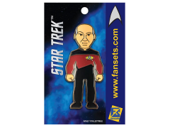 Star Trek: The Next Generation Captain Picard Pin