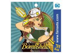 DC Comics Bombshells Mera Pin
