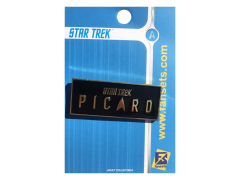 Star Trek: Picard Logo Pin