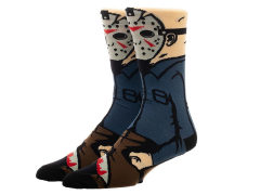 Friday the 13th Jason Voorhees Crew Socks