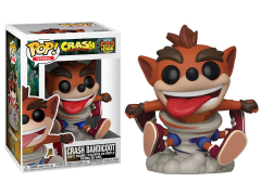 Pop! Games: Crash Bandicoot - Crash Bandicoot  (Spinning)