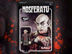 Nosferatu ReAction Count Orlok (Bloody) SDCC 2019 Exclusive Figure