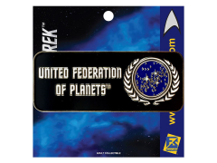 Star Trek United Federation of Planets Logo Pin