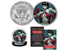 Vampirella Collectible Coin (Campbell)