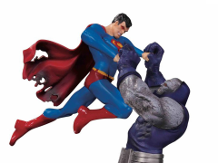 DC Comics Superman Vs. Darkseid Limited Edition Battle Statue (Third Edition)